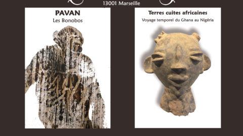 Exposition PAVAN et terres cuites africaines