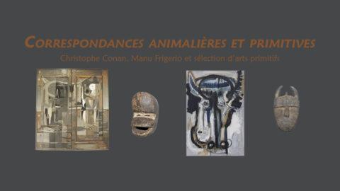 Correspondances animalières et primitives