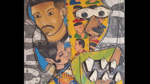 Exposition de l'artiste Camille Tete AZANKPO