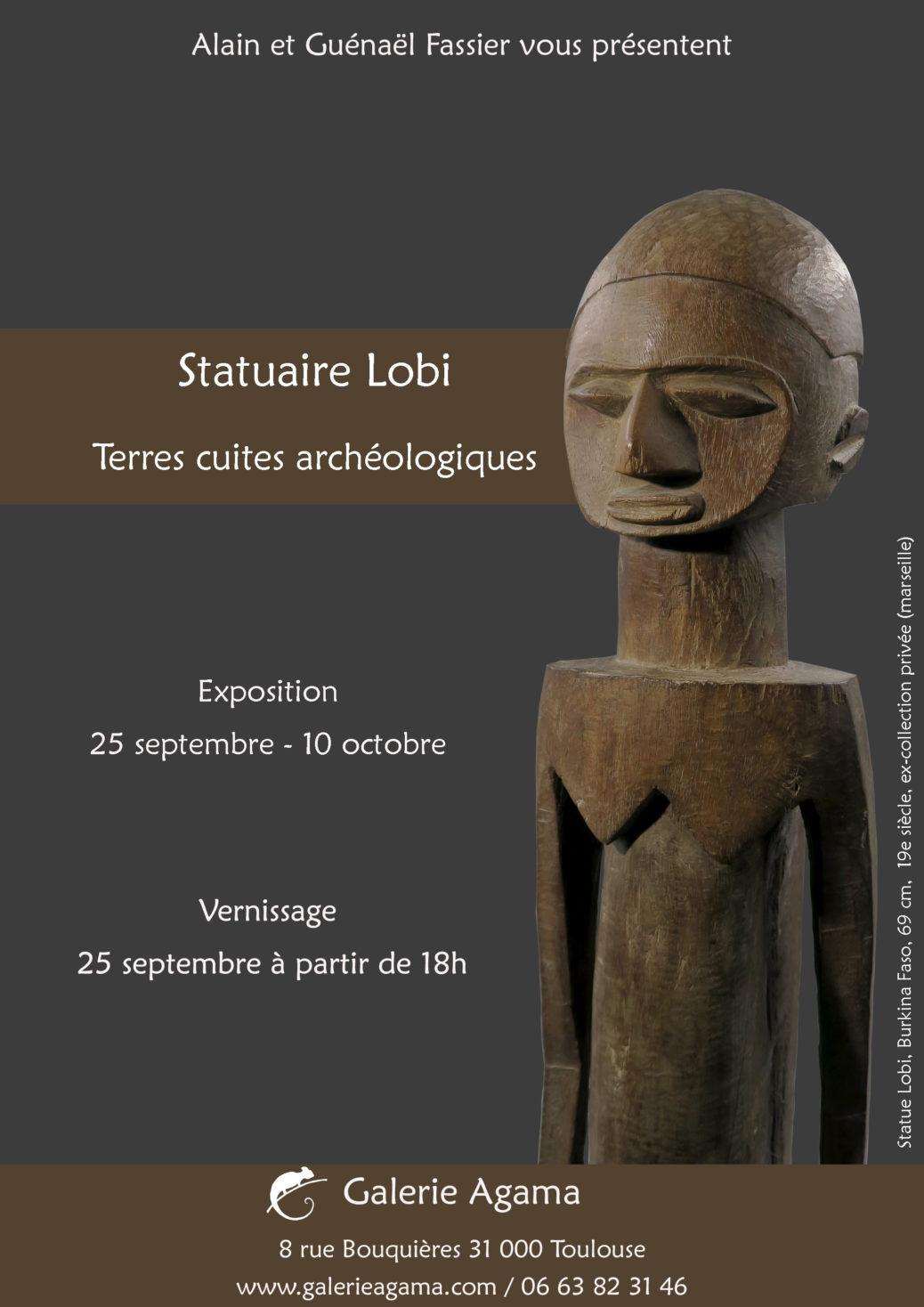 terres cuites archéologiques