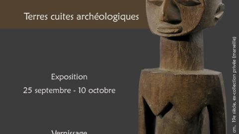 Exposition «Statuaire Lobi et terres cuites archéologiques»
